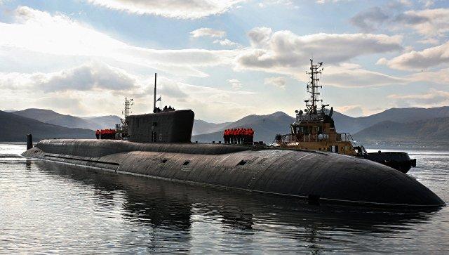 Русская оборонная промышленность начала разработку атомной подводной лодки 5-ого поколения