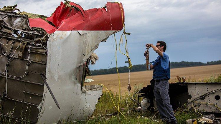 """Нидерланды заявили, что США передали им """"всю информацию"""" по MH17 - РИА Новости, 08.03.2016"""