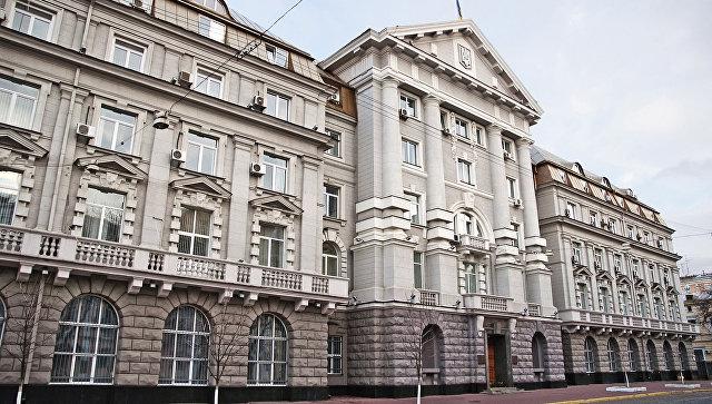 Здание СБУ в Киеве. Архивное фото