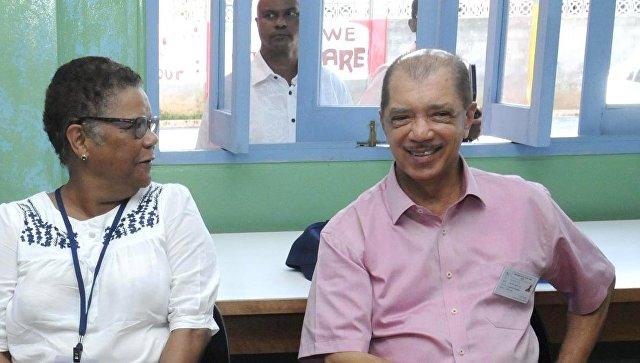 Президент Сейшельских островов объявил оботставке