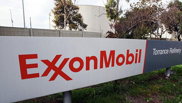 Американская нефтегазовая корпорация Exxon Mobil. Архивное фото