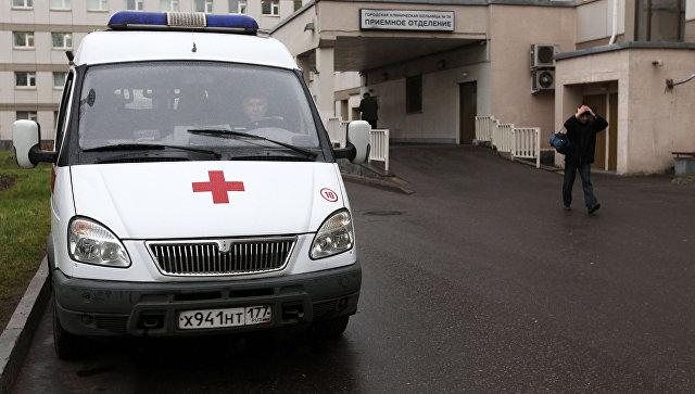 Городская клиническая больница № 36 в Москве
