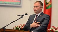 Мэр Кемерово Илья Середюк.