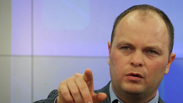 Председатель президиума Офицеров России Антон Цветков. Архивное фото