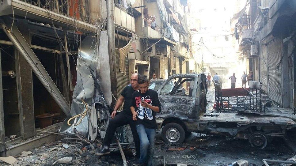 РФ сообщила неменее 6-ти тонн гуманитарного груза вСирию