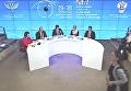 Пресс-конференция об использовании результатов исследований качества образования
