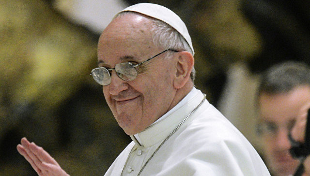 Папа Римский Франциск, архивное фото