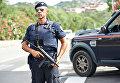Итальянский полицейский