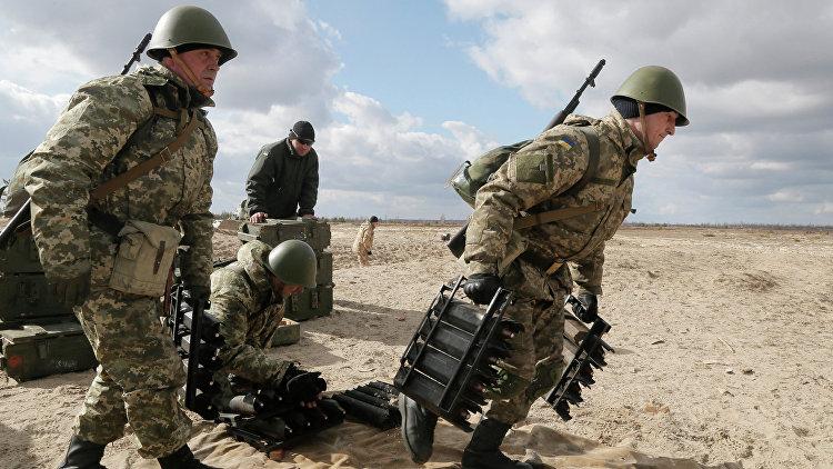 Эстонские спецназовцы осенью приступят к обучению украинских военных