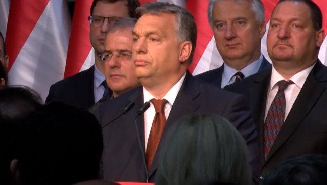 Премьер Венгрии обратился к гражданам после провала референдума