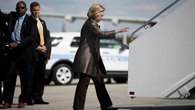 Times: Штаб Клинтон боится «октябрьского сюрприза» от России