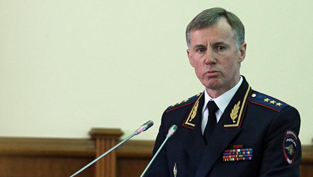 Первый заместитель министра внутренних дел РФ Александр Горовой. Архивное фото