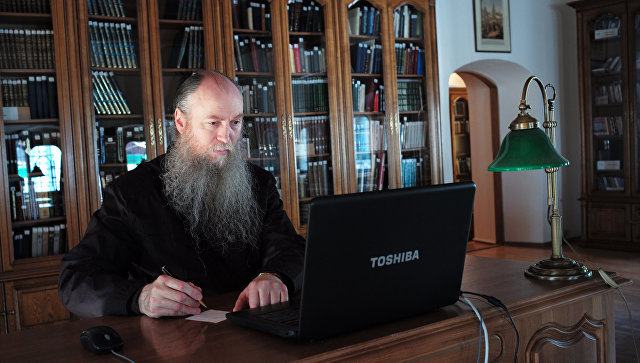 Подготовка к 700-летию Сергия Радонежского в Свято-Троицкой Сергиевой Лавре