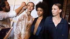 Показ Валентина Юдашкина в рамках недели моды в Париже