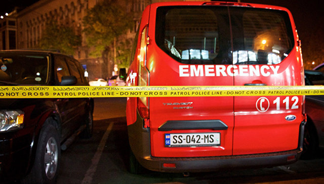 МВД Грузии: Идентифицировано лицо, «связанное» совзрывом автомобиля Гиви Таргамадзе
