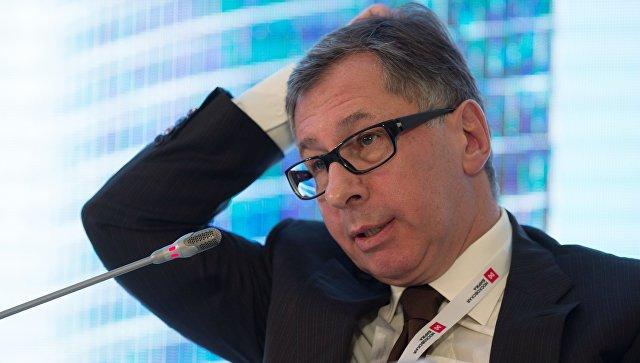 Председатель Совета директоров банковской группы Альфа-Банк Петр Авен. Архивное фото