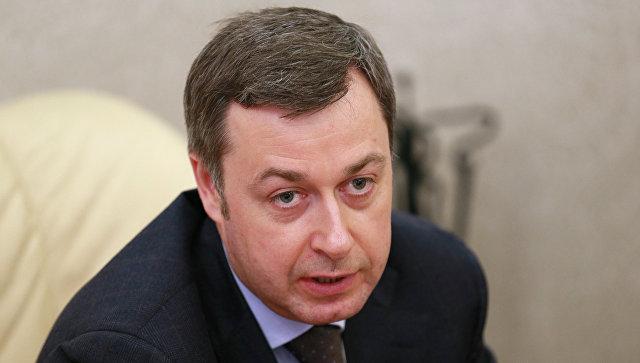 Генеральный директор ФГУП Гознак Аркадий Трачук. Архив