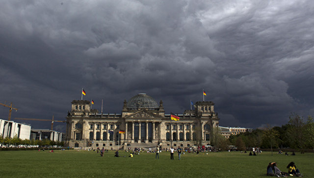 В Бундестаге назвали причину отмены визита депутатов в Турцию