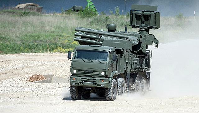 Прицельная дальность стрельбы нового «Панциря» будет увеличена