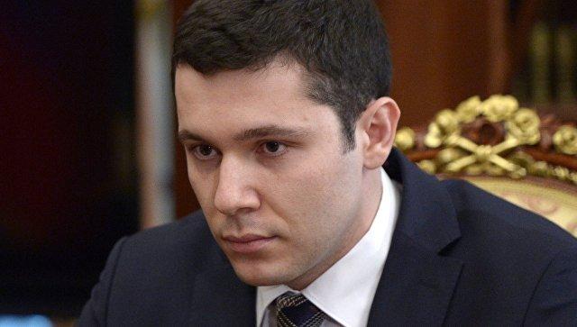 Антон Алиханов стал самым молодым губернатором в РФ