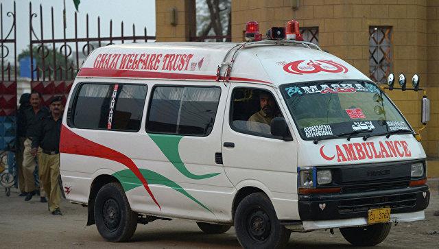 В Пакистане в крупном ДТП погибли не менее 17 человек