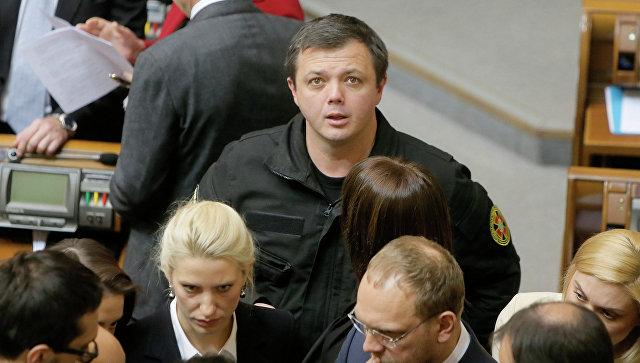 Украинская «Самопомощь» выступила против разведения сил вДонбассе