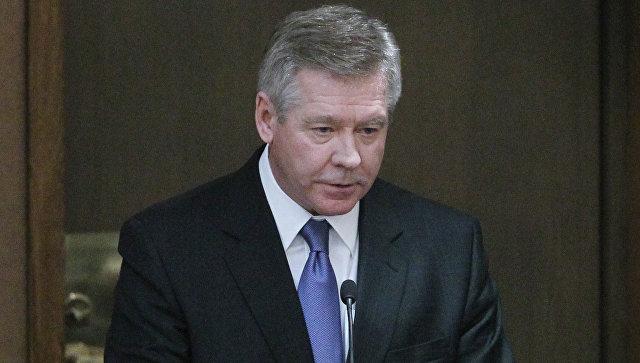 Заместитель министра иностранных дел Геннадий Гатилов. Архивное фото