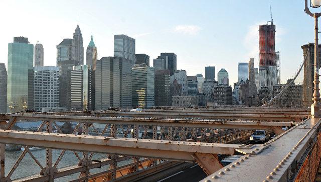 Ученые: Нью-Йорк ожидают масштабные наводнения