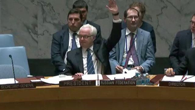 Заседание Совбеза ООН по Сирии: голосование за проекты резолюций Франции и РФ