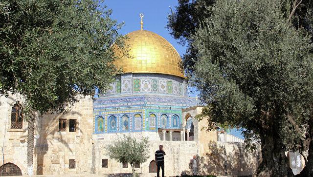 Мечеть Куббат-Ас-Сахра на Храмовой горе. Архивное фото