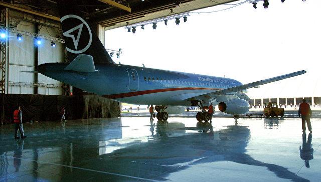 Проверка Sukhoi Superjet 100 показала отсутствие критических дефектов