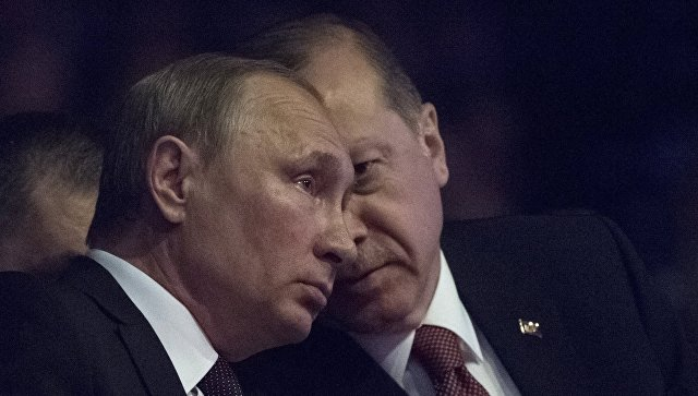 Владимир Путин и Реджеп Тайип Эрдоган. Архивное фото