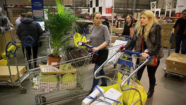 Недельная инфляция в Российской Федерации ускорилась до0,2%