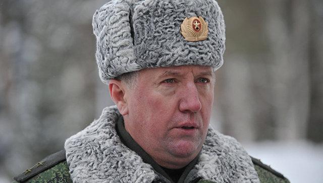 Экс-главком Сухопутных войск РФ Владимир Чиркин. Архивное фото