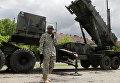 """Армейский зенитно-ракетный комплекс """"Patriot"""" вооруженных сил США. Архивное фото"""