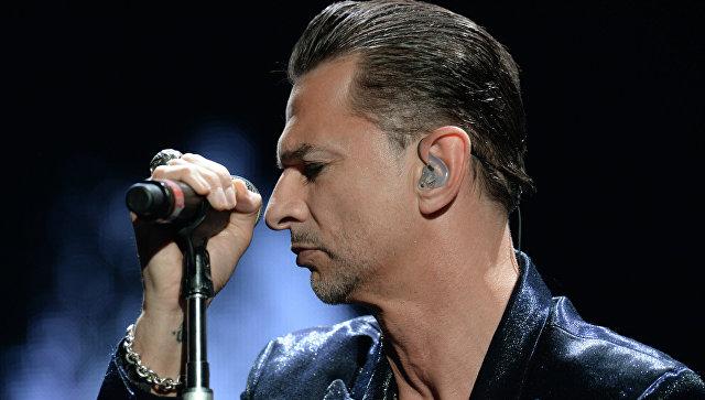 Концерт Depeche Mode в Санкт-Петербурге
