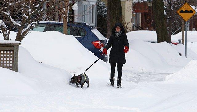 Ученые посоветовали использовать запасы снега для охлаждения помещений