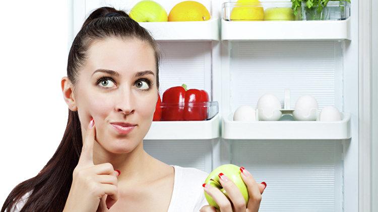 здоровое питание в сша