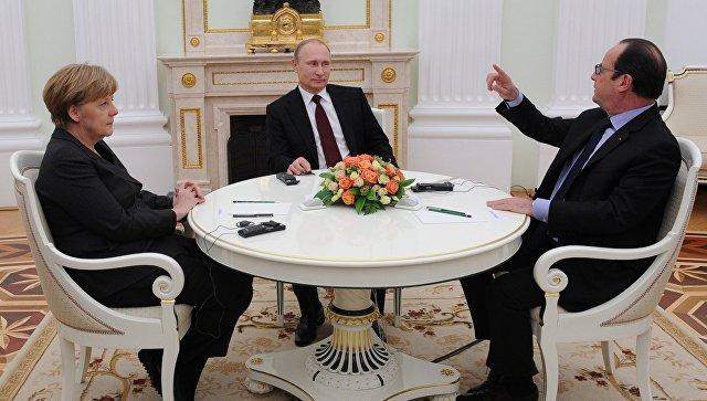 Путин рассчитывает науспех встречи глав МИД поСирии вЛозанне