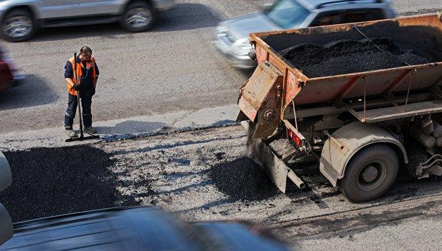 Навосстановление дорог Белгородской области выделено 435 млн. руб.