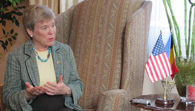 Впервый раз заместителем генерального секретаря НАТО стала женщина