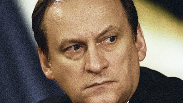 Секретарь Совбеза РФ Николай Патрушев. Архивное фото