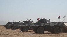 Подготовка штурма города Мосул – оплота террористов в Ираке