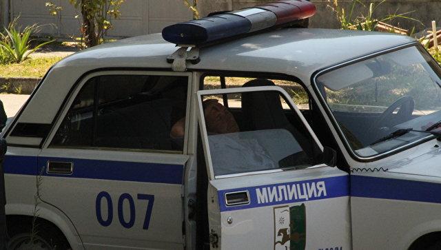 Неизвестный подорвался натерритории абхазской гостелерадиокомпании