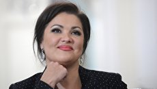 Оперная певица Анна Нетребко. Архивное фото