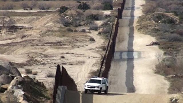 фото граница сша и мексики