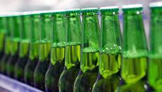 Бутылки с пивом. Архивное фото