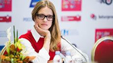 Наталья Водянова, основатель фонда Обнаженные сердца, инициатор форума Каждый ребенок достоин семьи