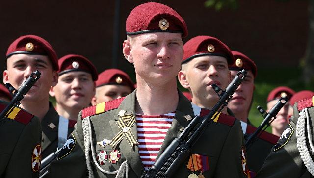 День войск национальной гвардии России: как создавался профессиональный праздник