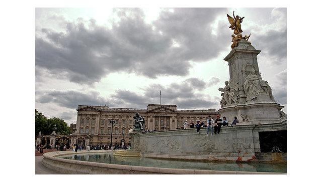 Наремонте Букингемского дворца освоят $460 млн. избюджета Великобритании